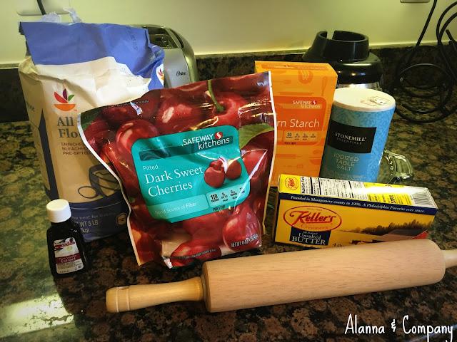 Alanna & Company: Cherry Pie by Scratch Recipe
