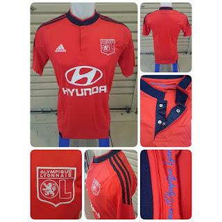 jual online gambar detail jersey terbaru musim depan Jersey Olympic Lyon away Adidas terbaru musim 2015/2016 kualitas grade ori made in thailand Jersey Olympic Lyon away Adidas terbaru musim 2015/2016