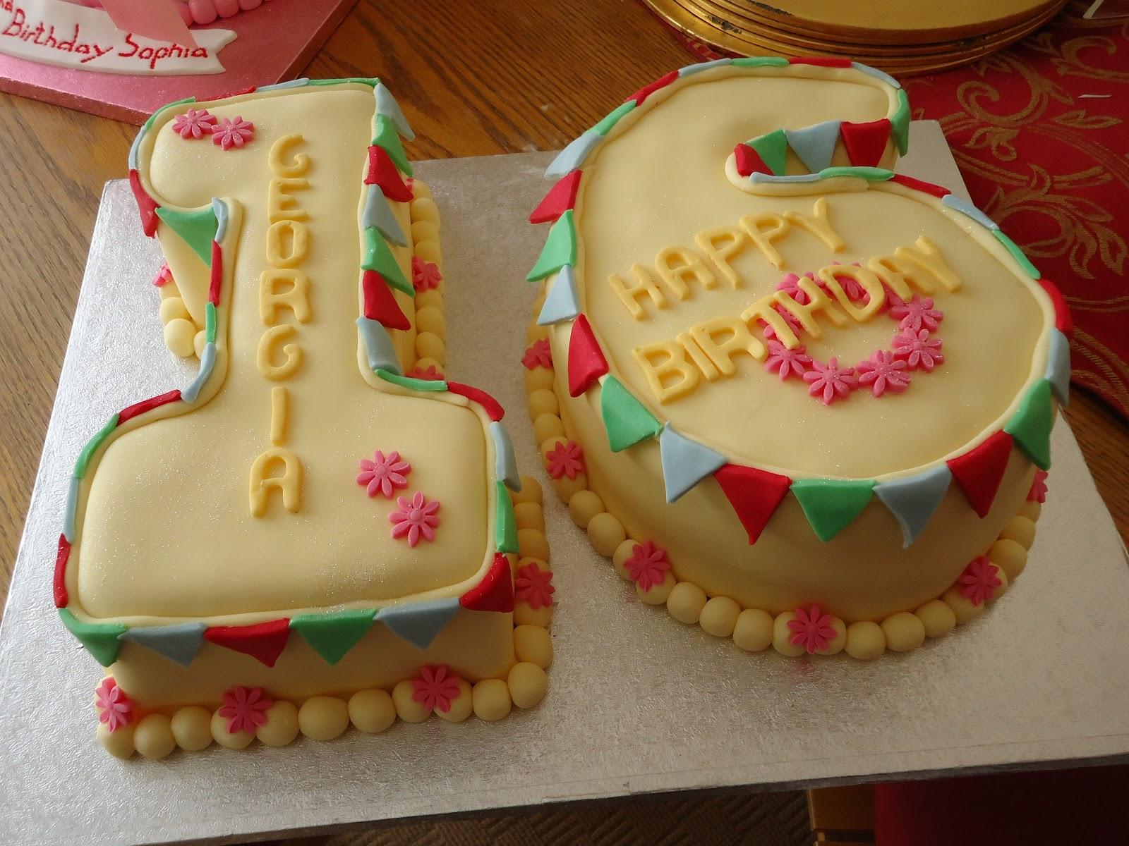 Cake Designs 16th Birthday Boy : Sweet 16, Festival Cake Debs Dainty Cakes