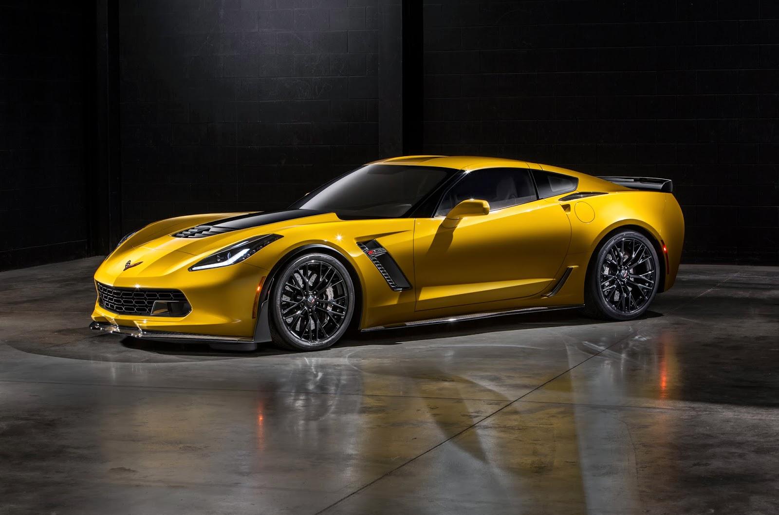 2015 Chevrolet Corvette Z06 Debut