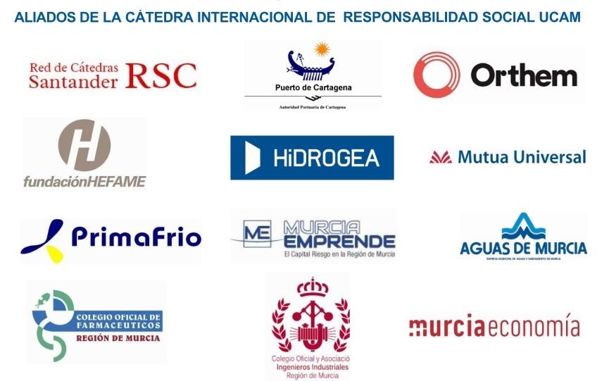 Red Social Empresarial: Aliados de la Cátedra RS-UCAM