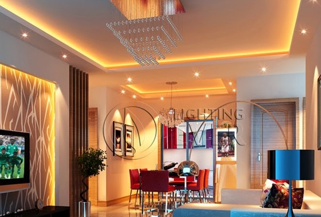 Better lighting how to improve the look of your home on a for Best living room ever