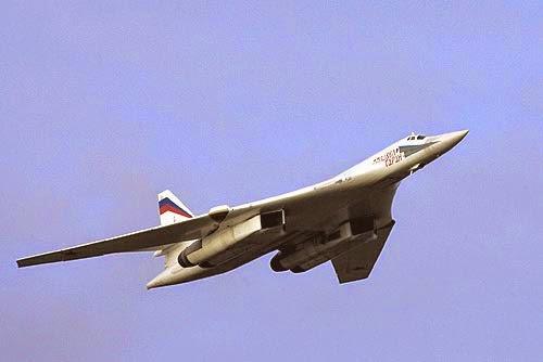 Tupolev tu-160WhiteSwamBlackJack