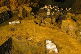 Ruang rahasia Kota kuno Teotihuacan ditemukan