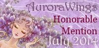 Aurora Wings Honourable Mention