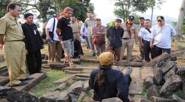 Temuan Mengejutkan Seputar Situs Gunung Padang