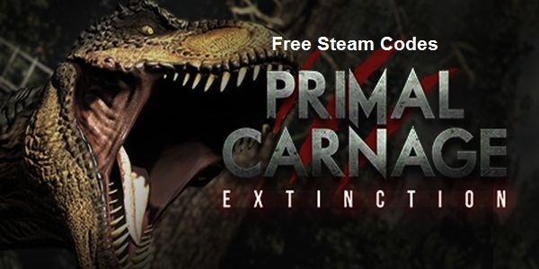 Primal Carnage: Extinction Key Generator Free CD Key Download