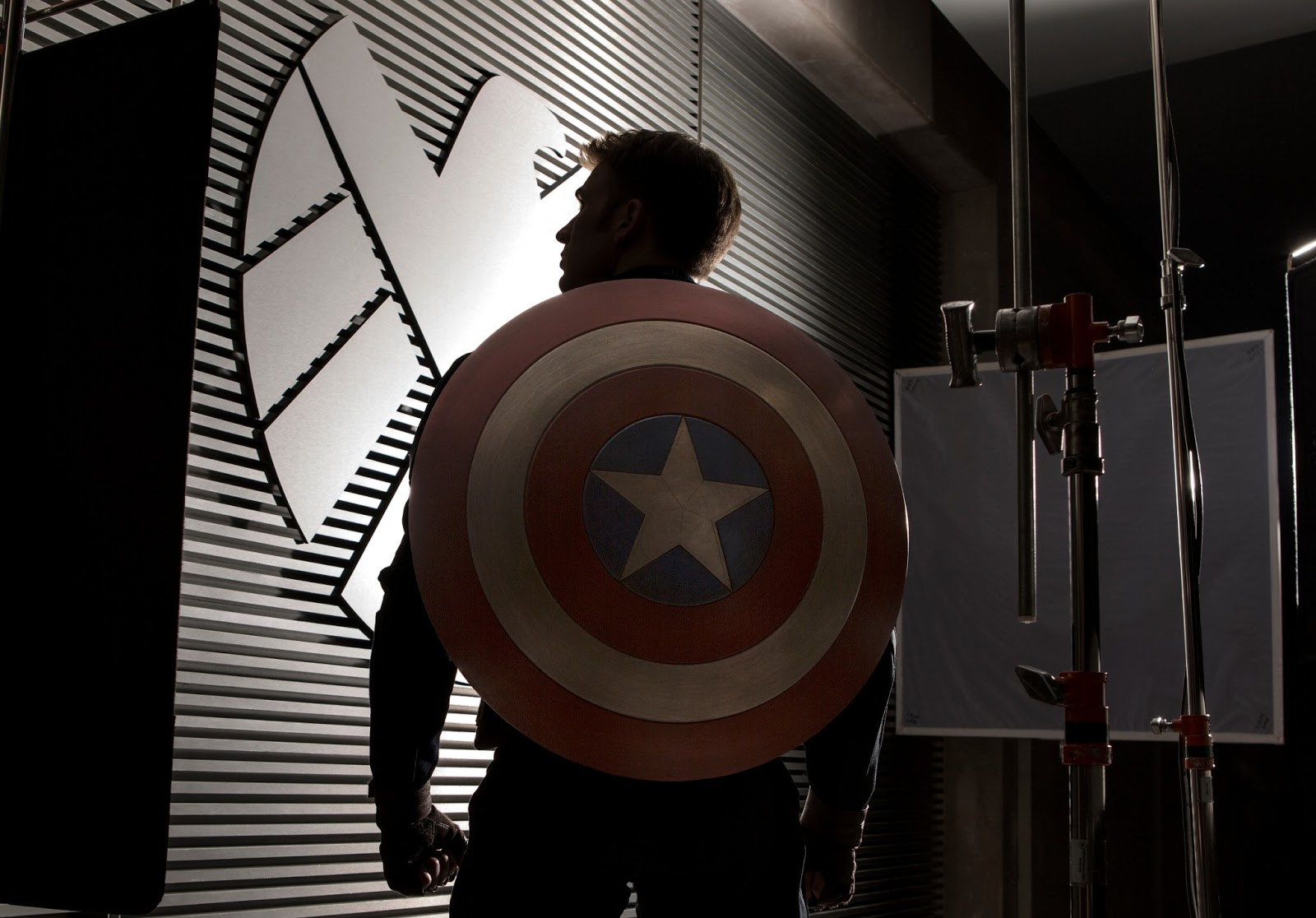 Captain America: The Winter Soldier - First Look