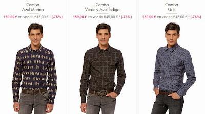 Camisas hombre de Dolce&Gabbana