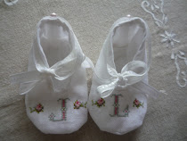 Jessie's Christening slippers