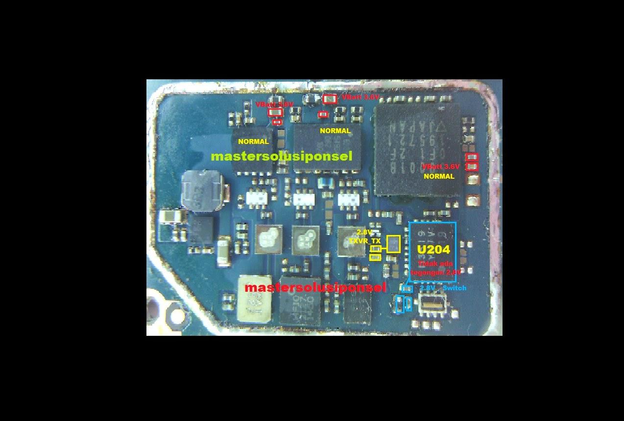 Blackberry 9700 SOS Proses memulai gagal