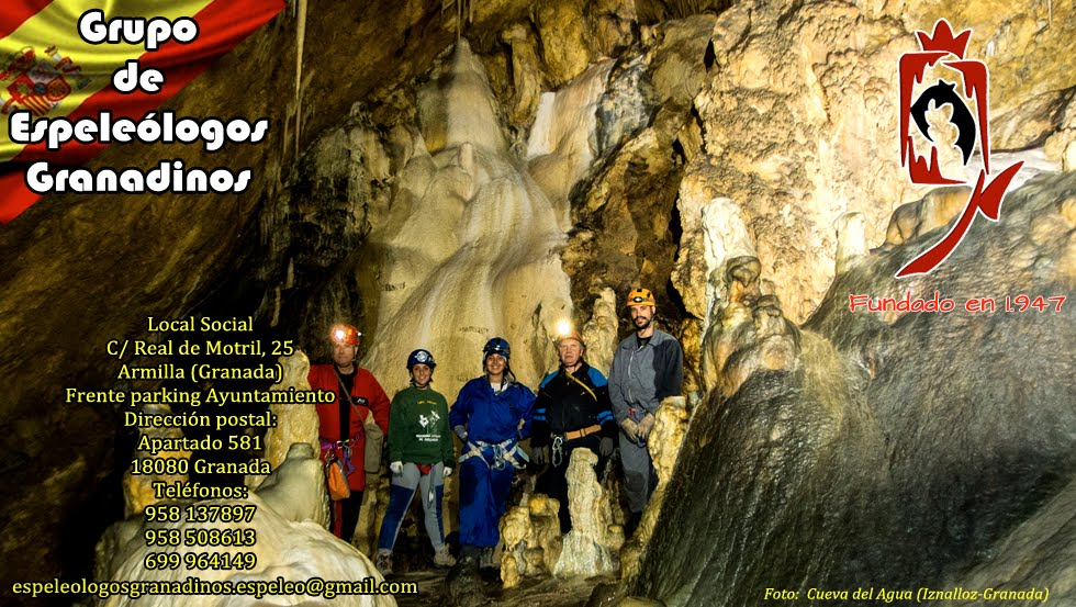 Grupo de Espeleólogos Granadinos (G.E.G.)