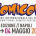 NAPOLI COMICON 2014: FOTOREPORTAGE ESSENZIALE - GIORNO 2