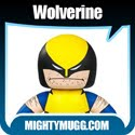 Wolverine Marvel Mighty Muggs Wave 1 Thumbnail Image 4 - Mightymugg.com
