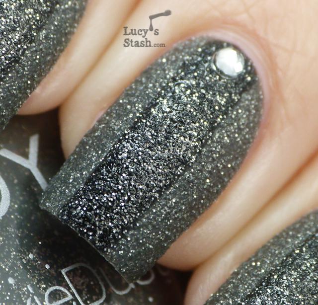Lucy's Stash nail art