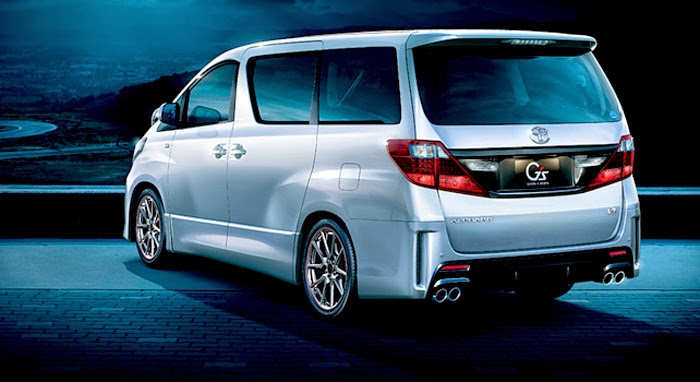 new car, reviews, toyota, alphard
