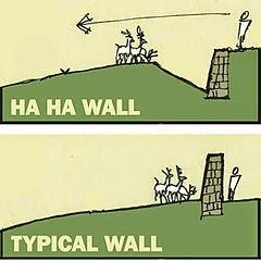Ha Ha Wall