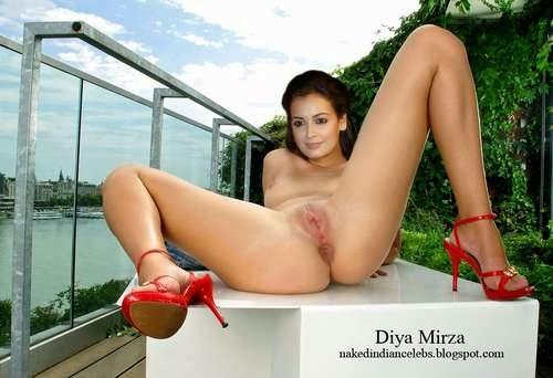 dia mirza sexy and fucking pics