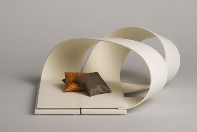 Furniture design la bande by sarah loygren interior for Contemporary furniture design