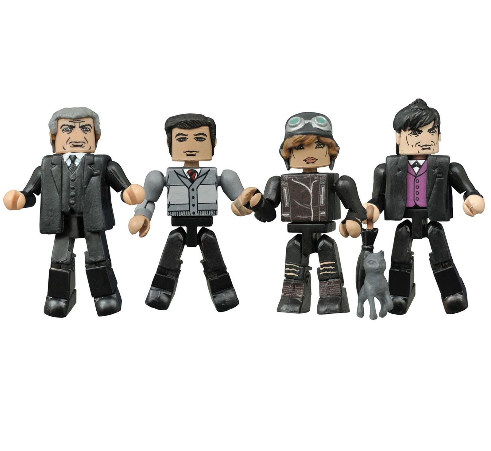 The blot says gotham minimates series 2 box set by diamond gotham minimates series 2 box set by diamond select toys ccuart Gallery