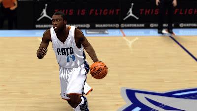 NBA 2K13 Michael Kidd-Gilchrist Player Update