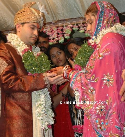 Actress Aarthi Agarwal marriage