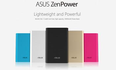 ASUS ZenPower 10050 mAh Review Powerbank Tangguh