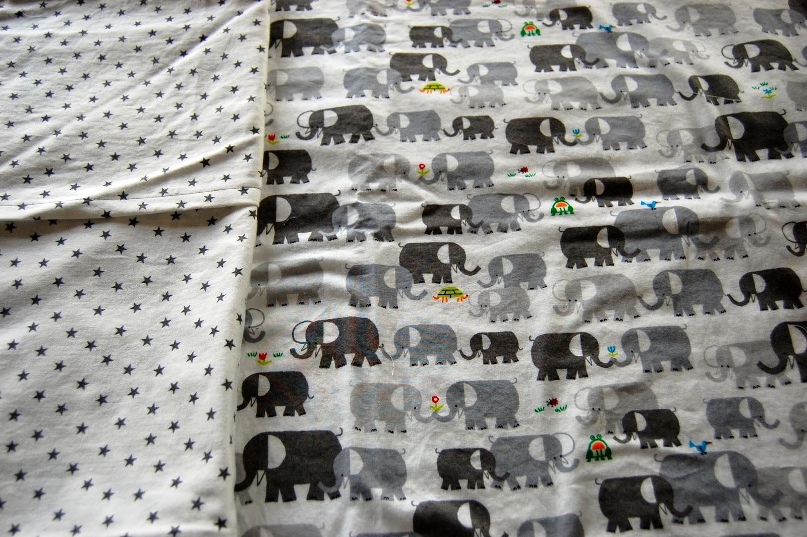 Tanker fra Anker: Boys month - Baby sengetøj