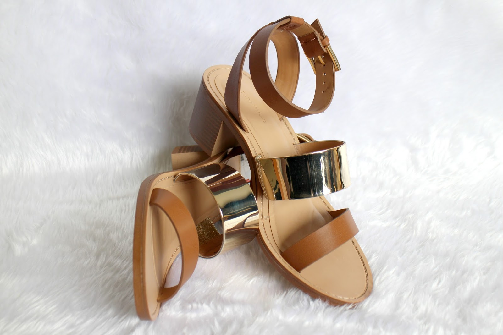 Zara Summer 2015 Sandals