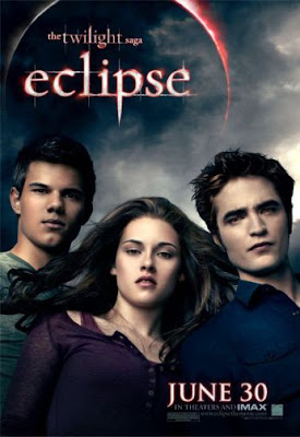 The Twilight Saga: Eclipse 2010 Poster