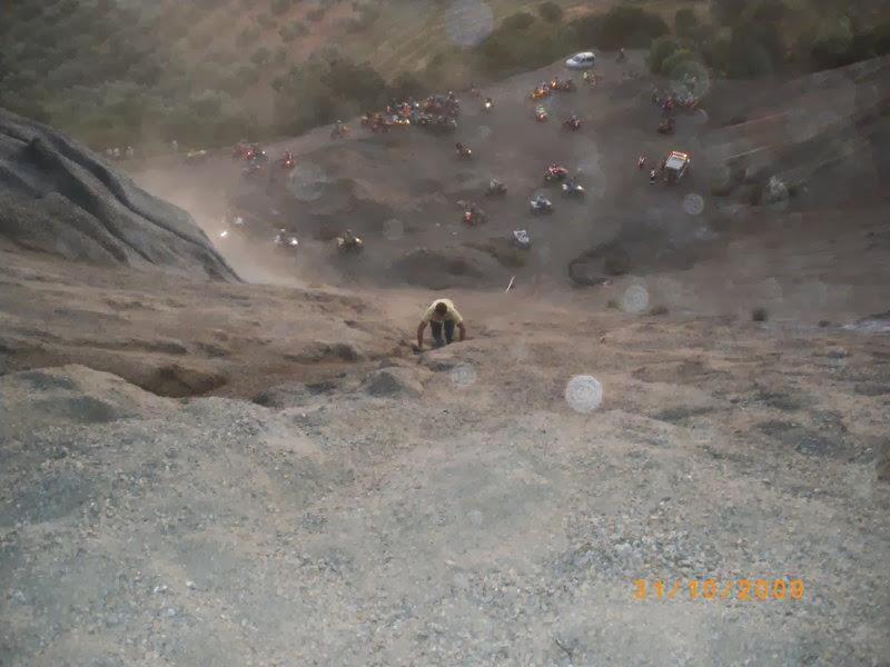 PatarranTranTran: Enduro del Gueno.