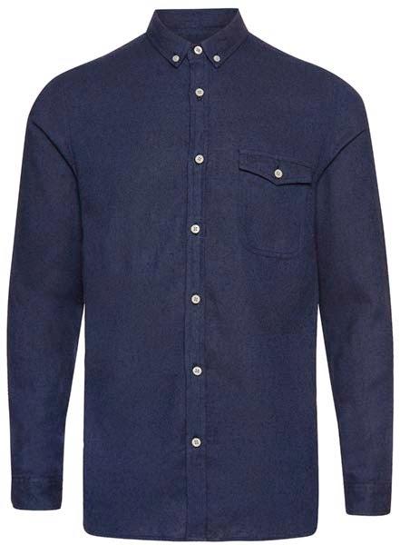 Camisa en azul marino muy oscuro para hombre de Farrell para Primark