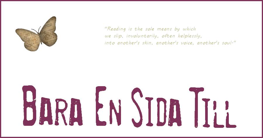 Bara en sida till - En bokblogg