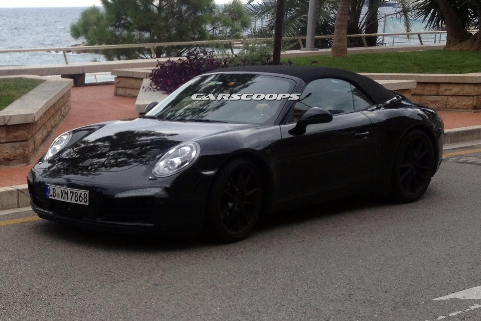 2015 - [Porsche] 911 Restylée [991] - Page 5 2016-Porsche-911-FL-Cabriolet-U-Spy10