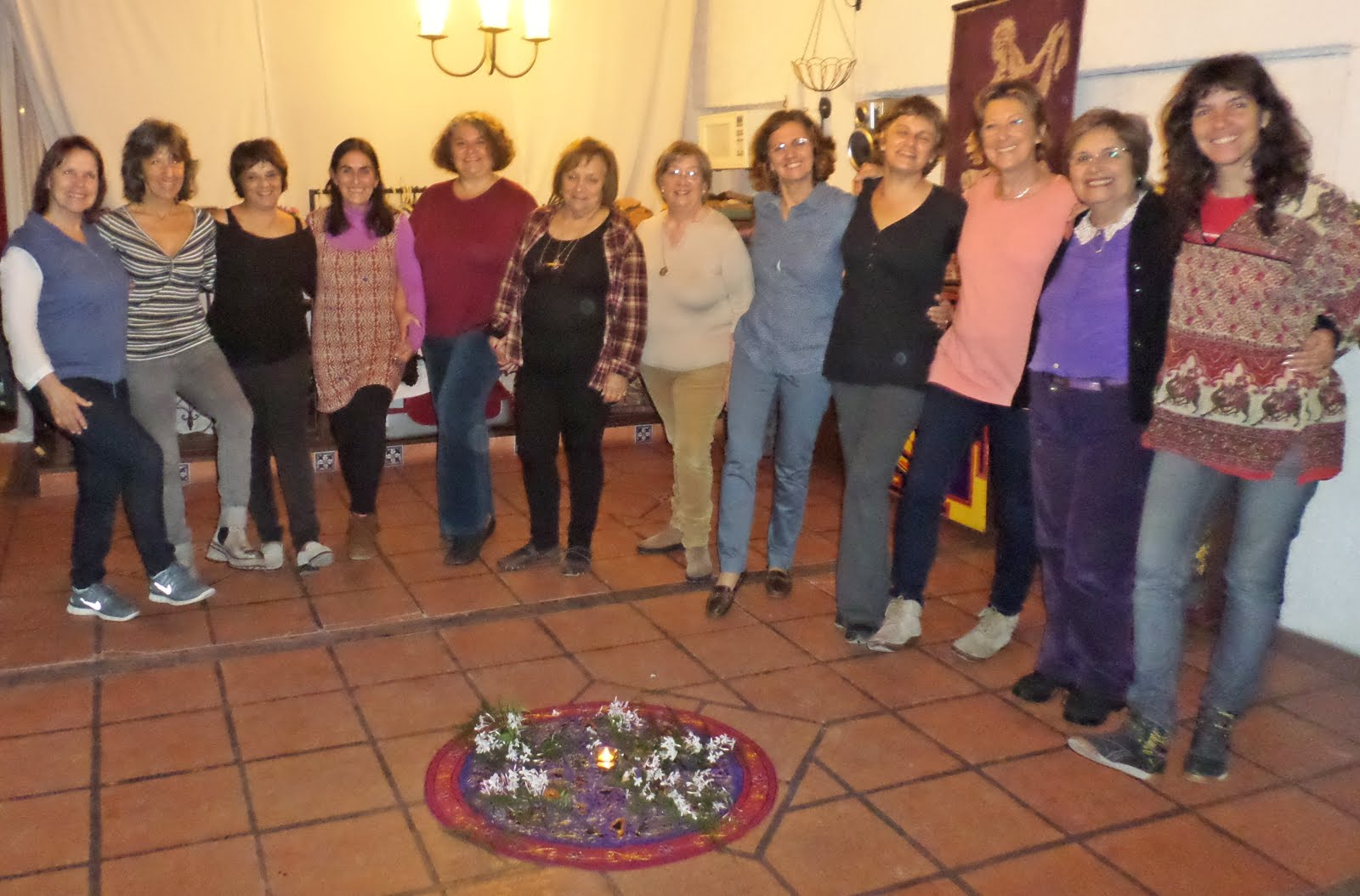 Encuentro Mensual en Espacio Violeta