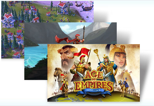Download Tema Windows 8 : Age of Empires Online
