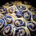 Blueberry Cinnamon Rolls
