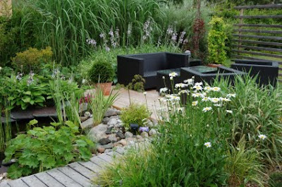 Backyard Design Ideas On Green Garden Small
