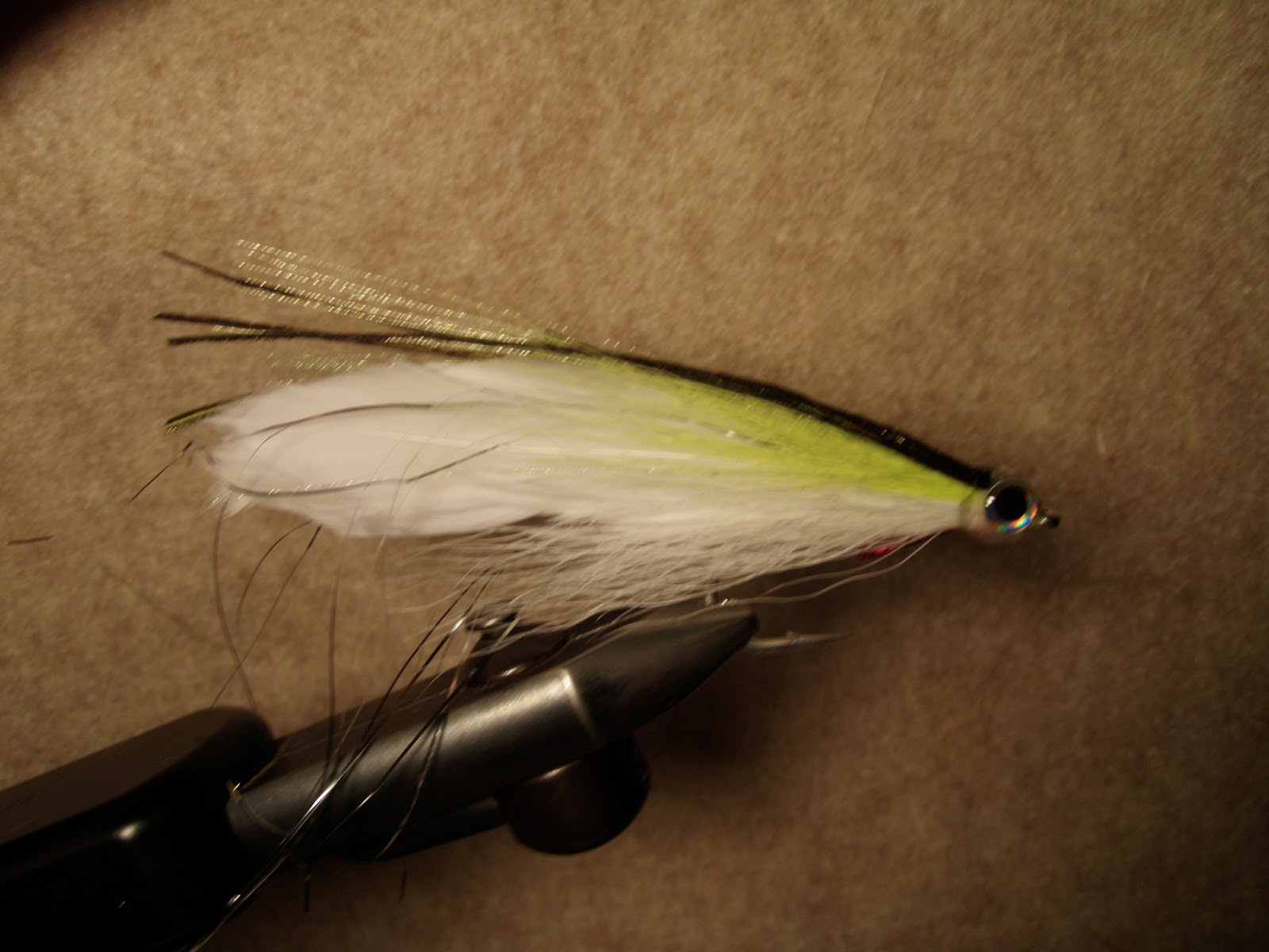 Northwest diy fly fishing second round of rockfish flies for Diy fly fishing