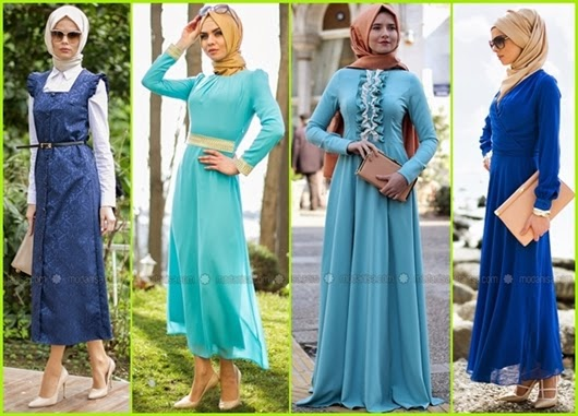 mavi renk trendleri