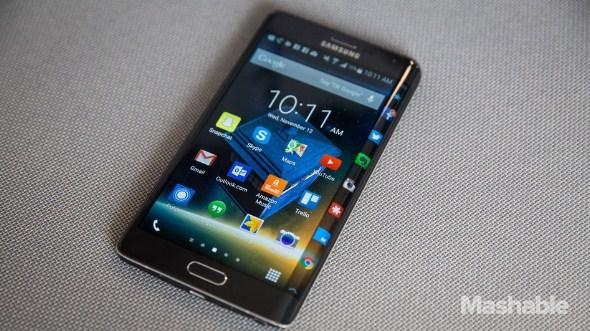 Galaxy S6 Smartphone Terbaik 2015