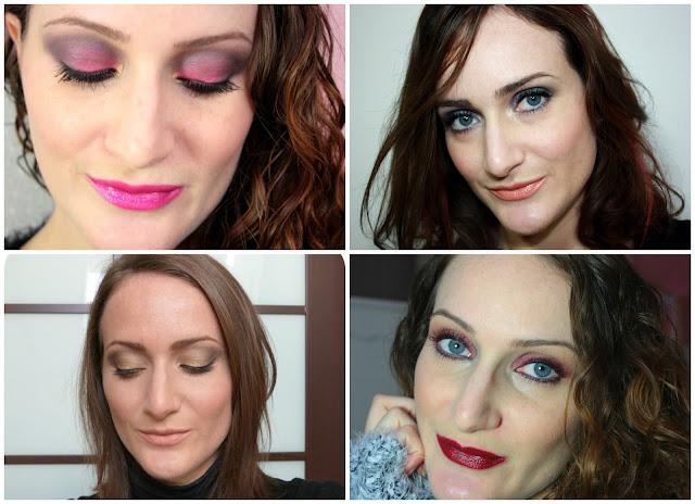 maquillage été hiver automne