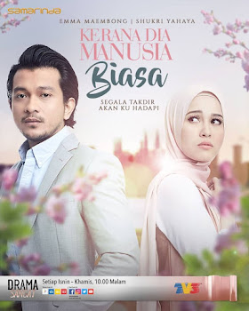 OST Kerana Dia Manusia Biasa (TV3)