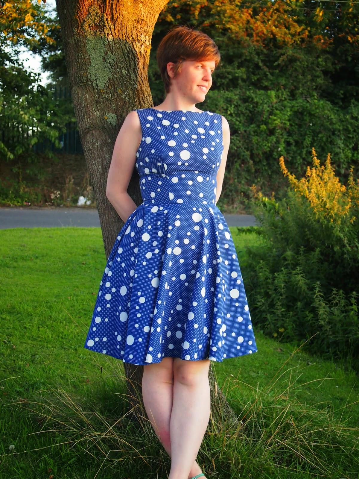 Nightingale dolittle simple sew ruby dress jeuxipadfo Images