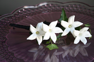 Stephanotis boutonniere - groom, best man, usher - Splendid Stems Floral Designs