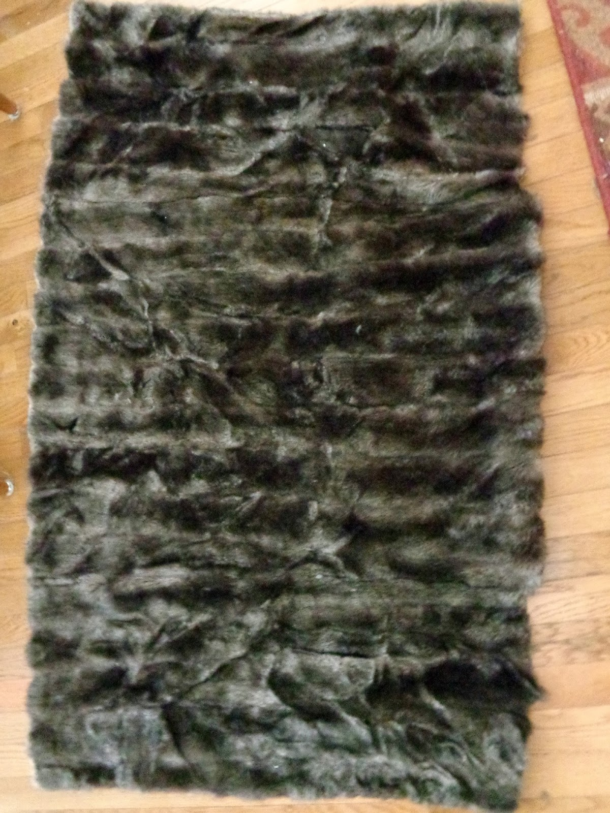 when - Faux Fur Rugs