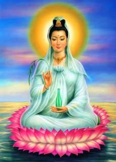 Arya Avalokiteshvara dan Mantra Enam Suku Kata