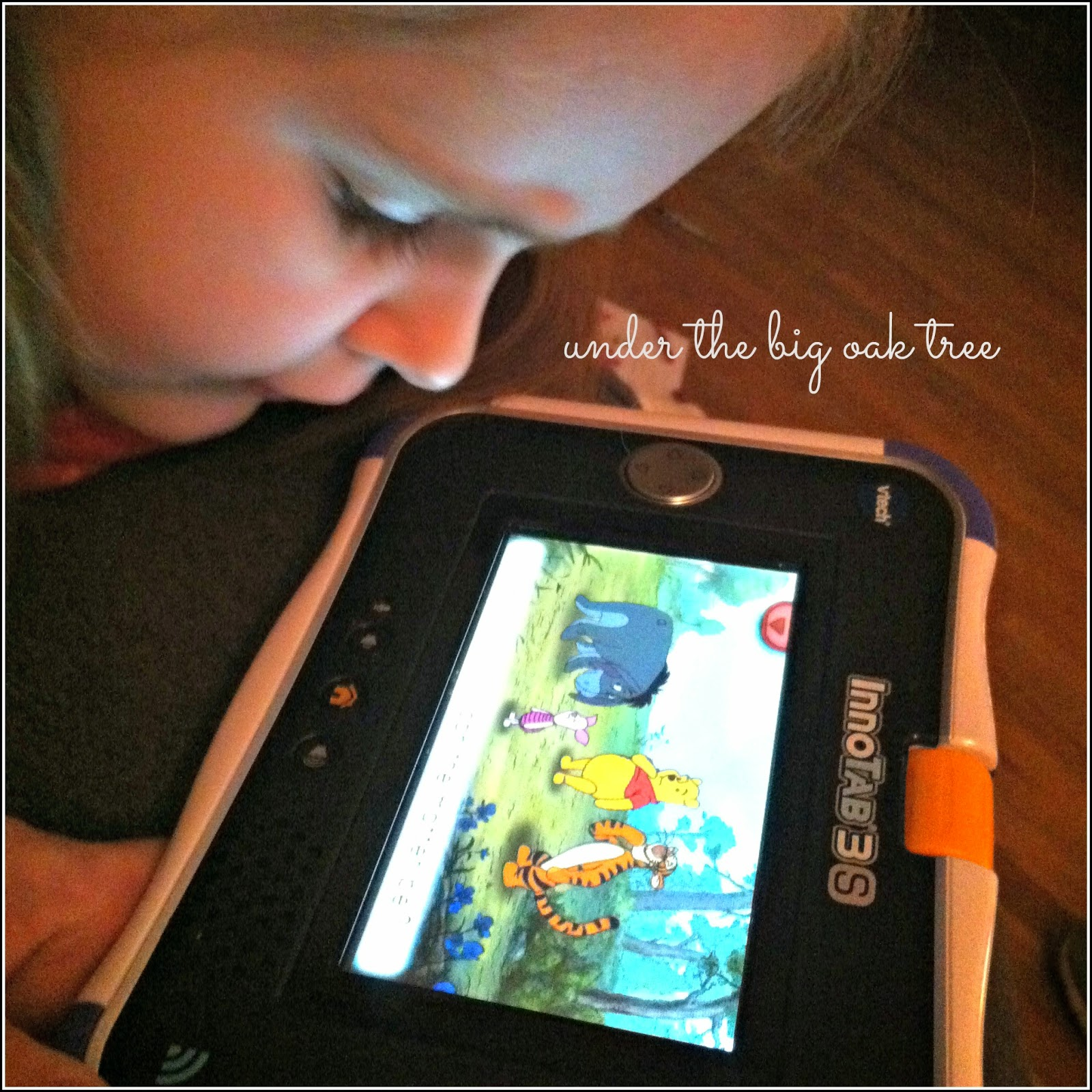 Under the big oak tree november 2014 our thoughts again grace is older than the recommended group for this cartridge but who can resist winnie the pooh i know hes always been a favorite voltagebd Gallery