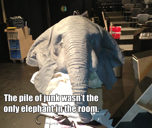 Elephant In The Room - Junk