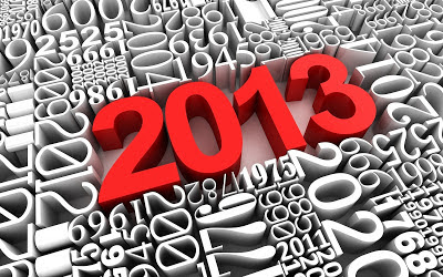 Most Beautiful Latest Wallpapers Happy New Year 2013